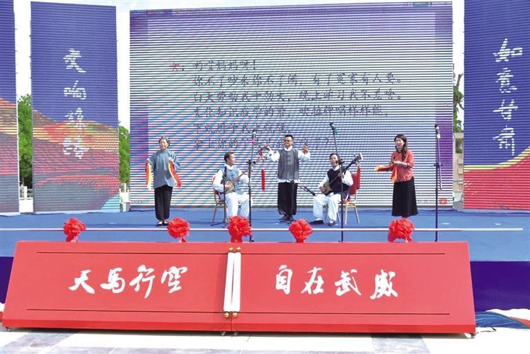 中国旅游日甘肃省主题宣传活动正式启动