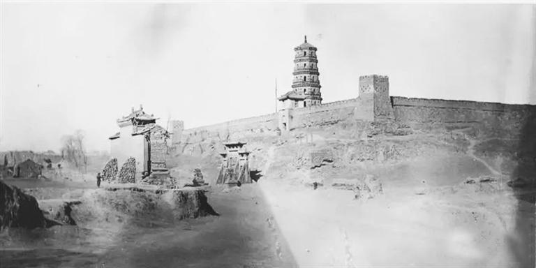 1914年,甘肃史上第一次航空飞行