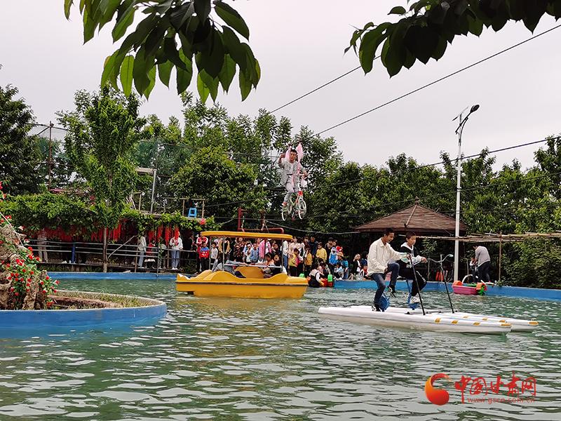 礼县石桥镇:大力发展乡村旅游业助推乡村振兴