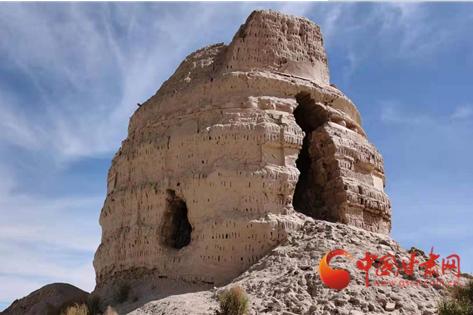 酒泉市瓜州县锁阳城塔尔寺遗址2021年度考古发掘项目启动