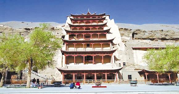 甘肃旅游丨莫高窟 带您穿越千年
