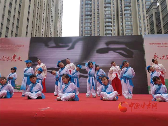【网络中国节·端午】兰州市城关区:端午粽香飘 传承爱国情