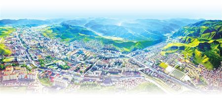 书写青藏之窗崭新篇章 绘就雪域羚城壮美蓝图——甘南州合作市经济社会发展综述