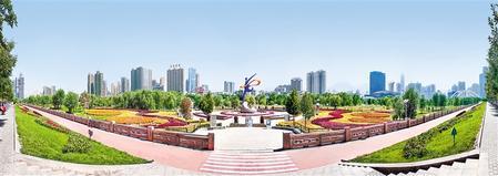 """擦亮""""黄河之滨也很美""""的城市新名片"""
