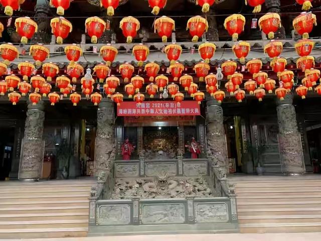 """""""两岸共祭人文始祖伏羲典礼""""在台湾举办,与甘肃天水的大典同步"""
