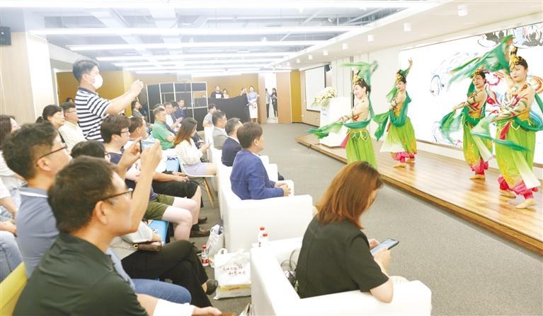 甘肃文旅专场推介会上海系列宣传推介活动收官