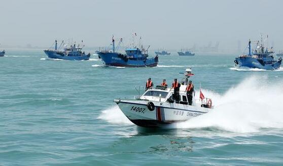 """""""海上有警情,请拨95110""""——中国海警95110海上报警服务平台运行两周年记事"""