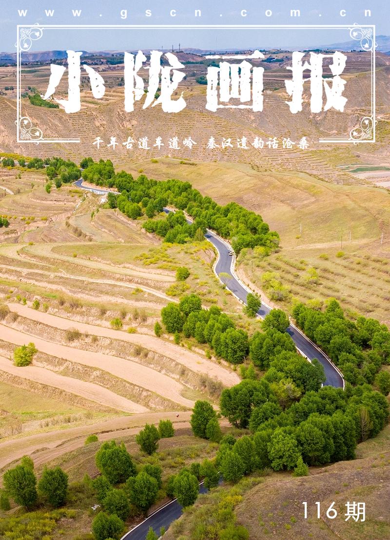 【小陇画报·116期】千年古道车道岭 秦汉遗韵话沧桑