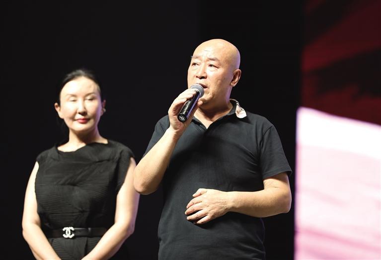 走进《浴血誓言》创作幕后——专访导演宋业明