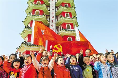 光影见证辉煌历史——庆祝中国共产党成立100周年甘肃省摄影图片展作品选登