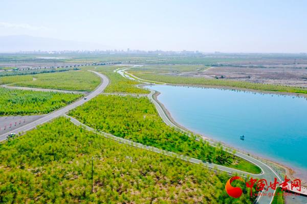 【陇拍客】张掖甘州:戈壁变水乡 荒滩生绿洲