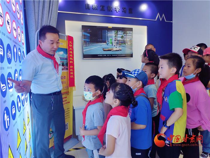 甘肃首次开展带电作业机器人现场培训