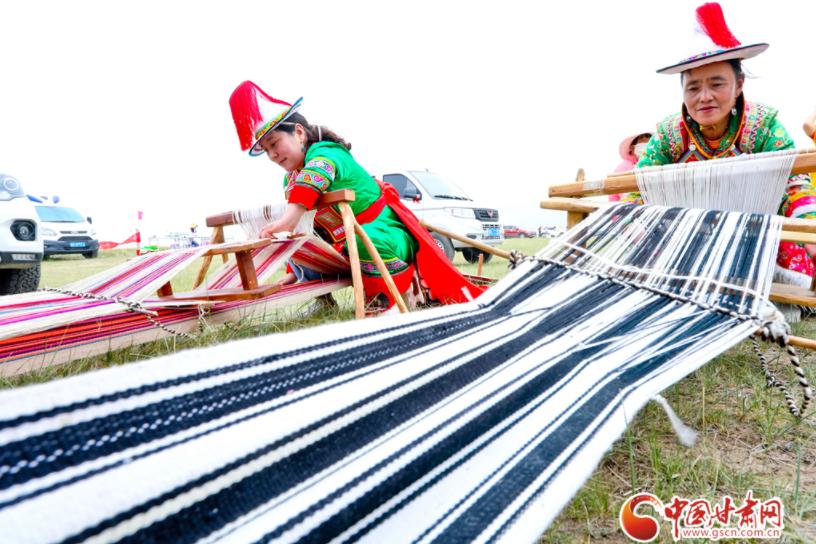 【陇拍客】甘肃肃南:多彩民族文体活动赞美牧民新生活