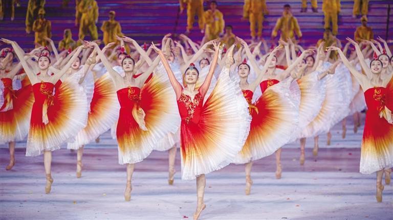 兰州大剧院芭蕾舞团获国家文旅部通报表扬