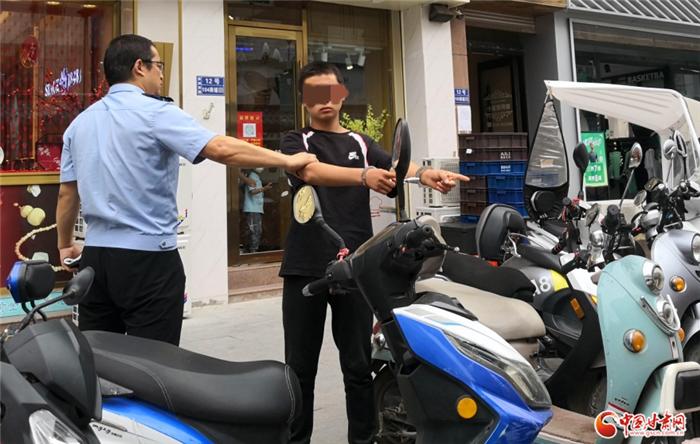 天水甘谷警方侦破系列盗窃机动车案 抓获2名犯罪嫌疑人 追回7辆被盗车