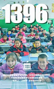 甘肃省解决48万边远农村师生采暖住宿问题