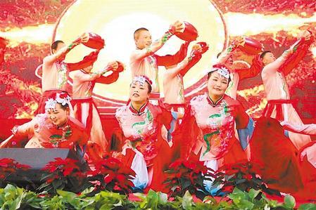 浓浓文化味 深深乡土情——酒泉市肃州区银达镇群众文化繁荣发展纪实
