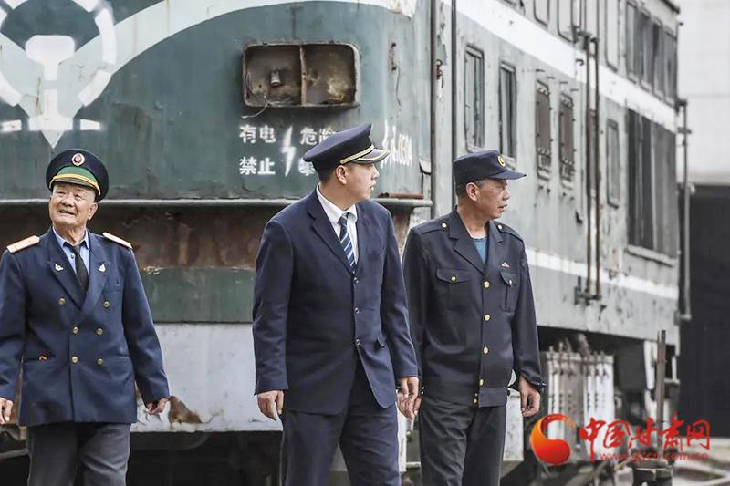 """人民鐵路為人民 小小""""閘把""""在三代人接續傳承"""