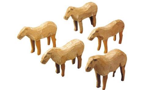 """马嘶牛叫 鸡鸣犬吠 羊群喧嚣 猴儿嬉闹 一个埋在地下的""""动物园"""""""