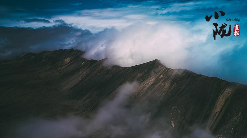 【小陇画报·122期】肃北德勒诺尔天池:镶在祁连群峰之间的碧玉