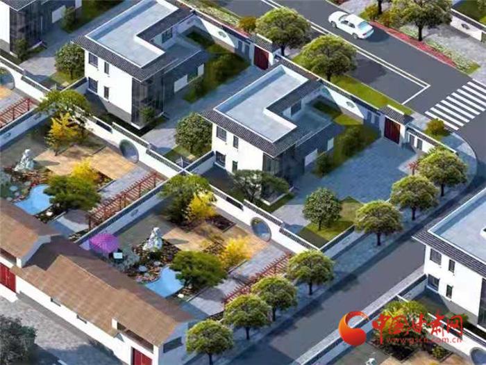 【小康圆梦·看甘肃】酒泉瓜州:土坯房改造小二楼 三室两厅两卫新家很敞亮