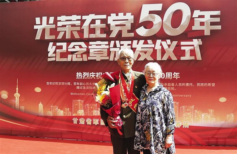 95岁老兵李振朝:血战沈家岭 英雄故事几天几夜说不完