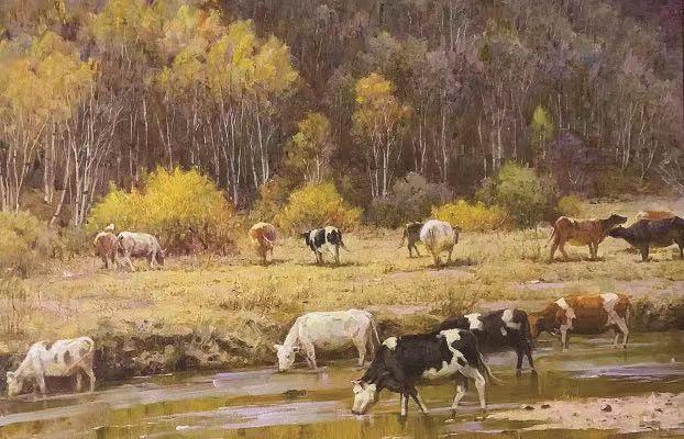 天庆博物馆珍藏:趣意盎然的牧牛图