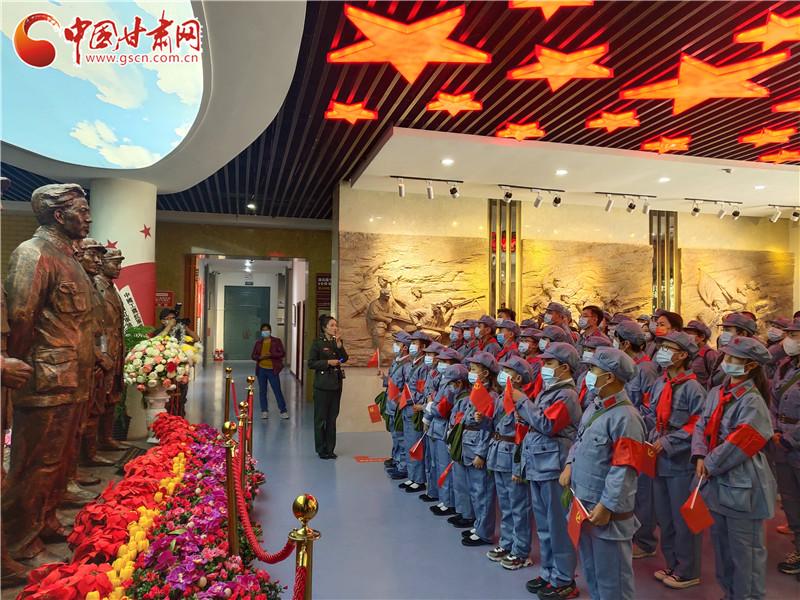 全省红色经典诵读(中南部赛区)比赛在甘南举行