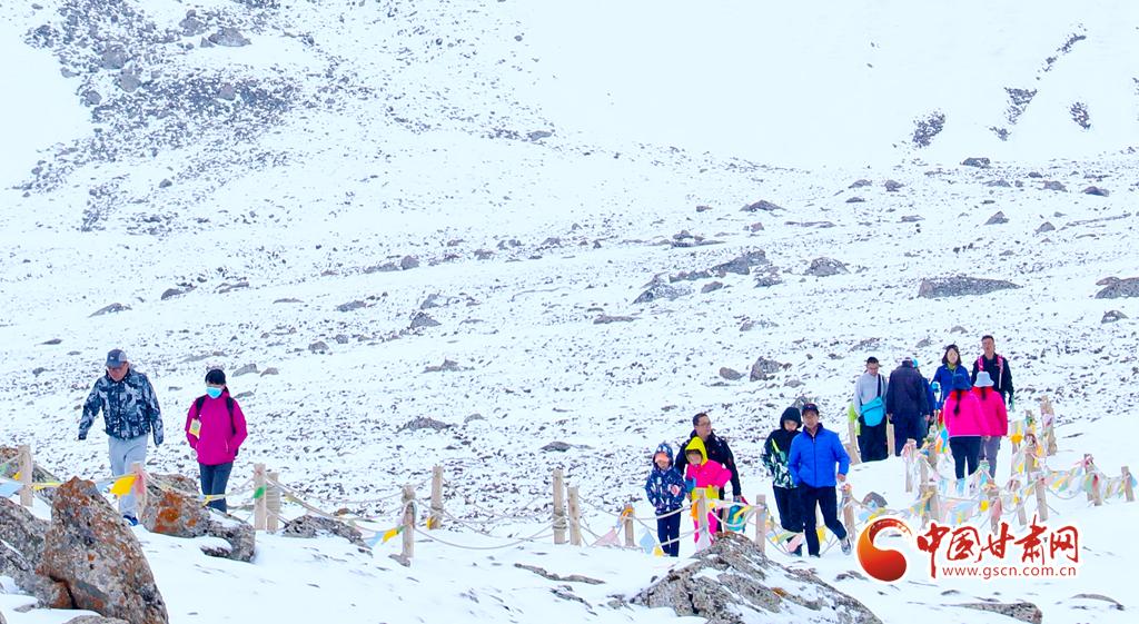 今明两天 甘肃省大部将迎来雨雪天气