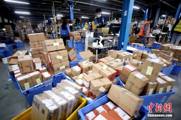 国家邮政局:1-9月邮政行业业务收入同比增长18.7%