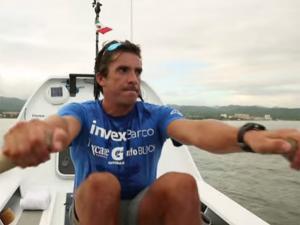 【图片故事】墨西哥男子独自划皮艇挑战大西洋穿越(图)