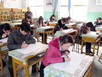 景泰考试选拔幼儿园园长
