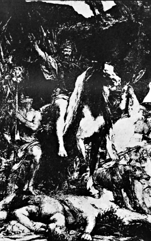匈奴帝国欧洲灭亡真相:发动对西罗马的战争_中国甘肃网2014-除夕
