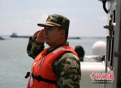 中国渔政海警部队将联合巡航北部湾打击违法行为图片