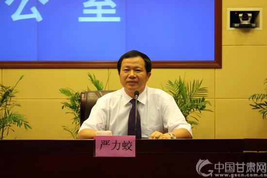 浙江大学生态规划景观设计研究所所长严力蛟